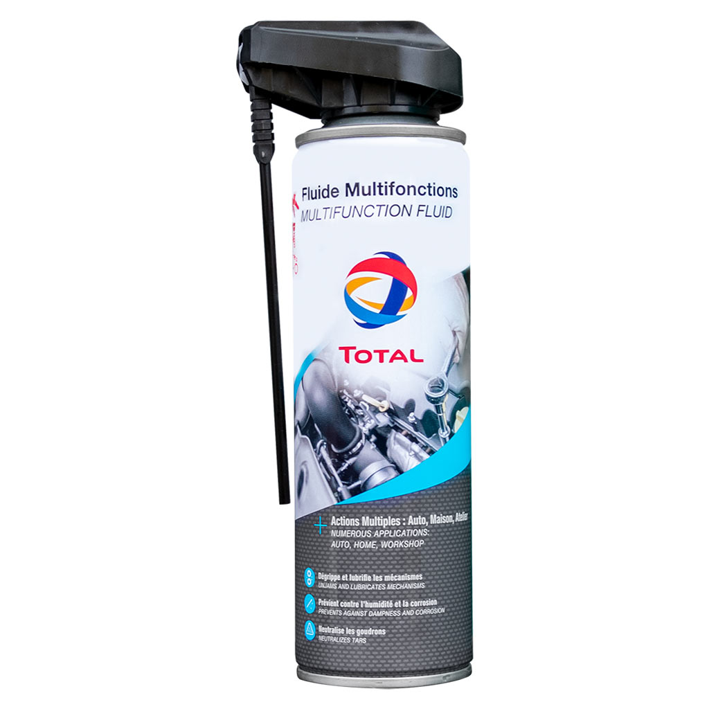 Total Multifunction Fluid, multifunkciós folyadék, 250ml