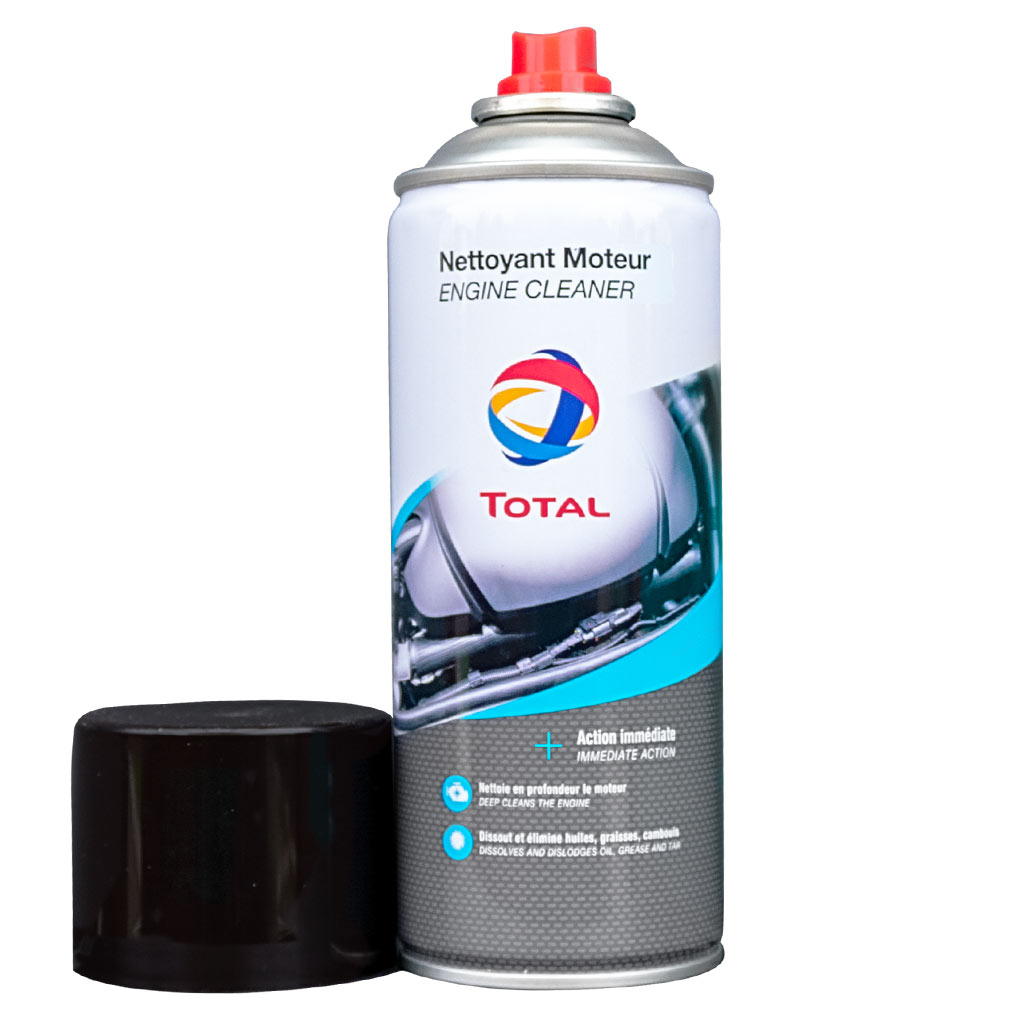 Total Engine Cleaner, motortisztító spray, 400ml