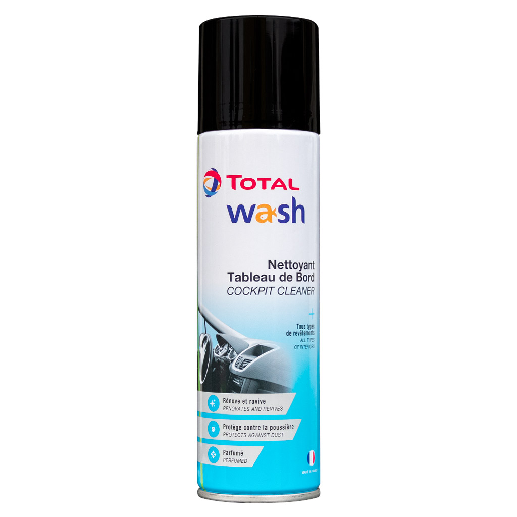 Total Cockpit Cleaner, műszerfalápoló, 250ml