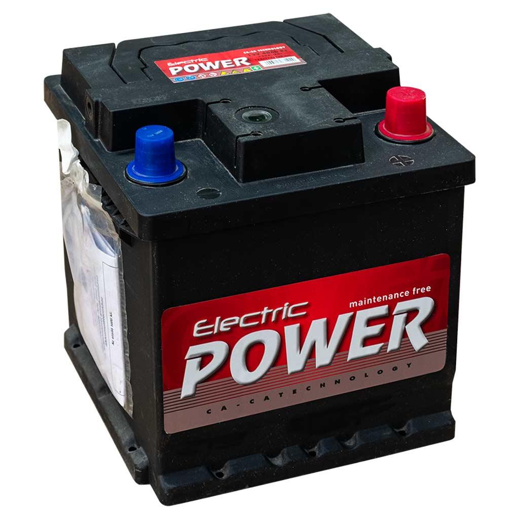 Electric Power akkumulátor, 12V 40Ah 330A J+ EU Punto