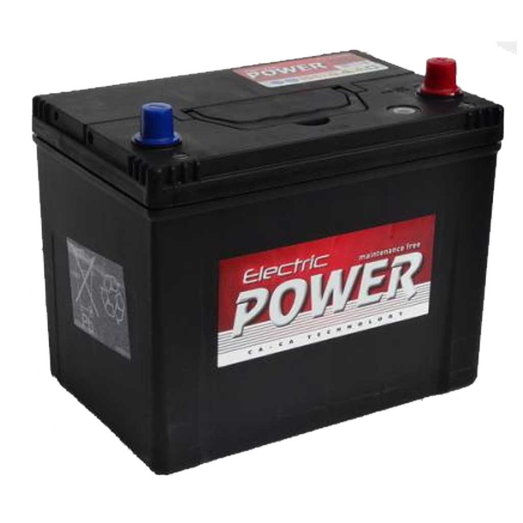 Electric Power akkumulátor, 12V 70Ah 600A, J+ japán