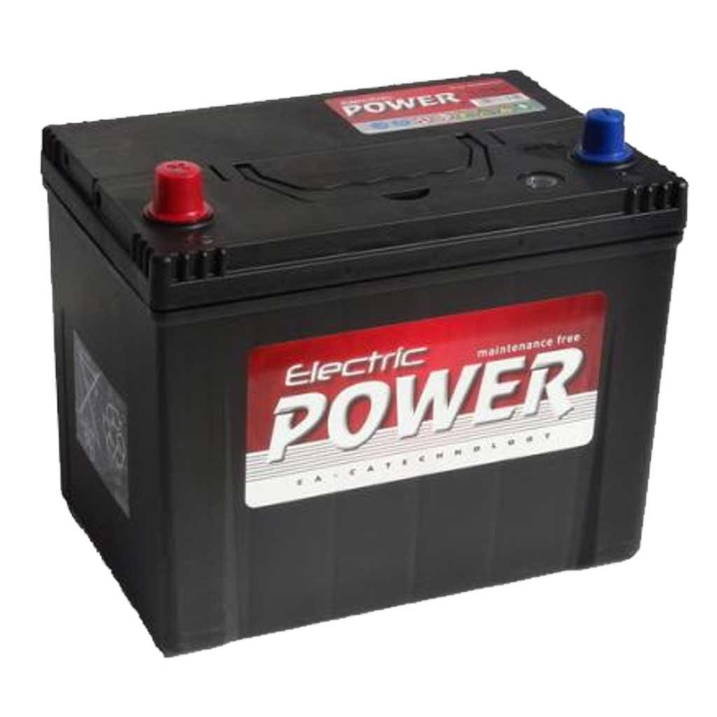 Electric Power akkumulátor, 12V 70Ah 600A, B+ japán