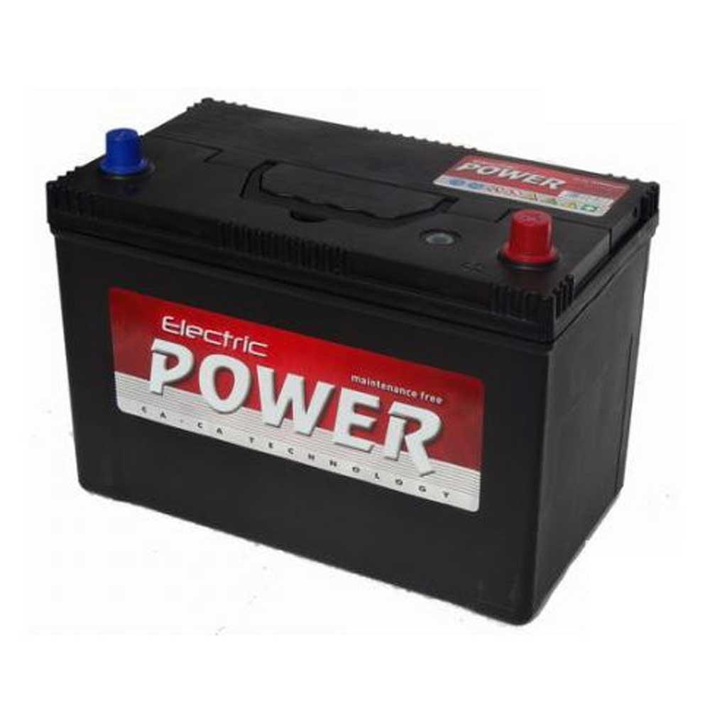 Electric Power akkumulátor, 12V 100Ah 750A J+ Japán