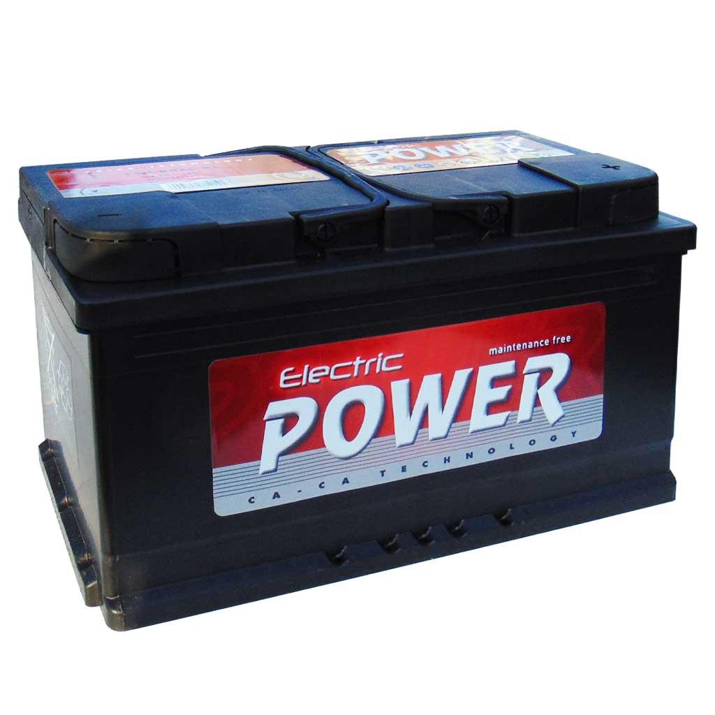 Electric Power akkumulátor, 12V 88Ah, 720A, gázrekombinációs, magas