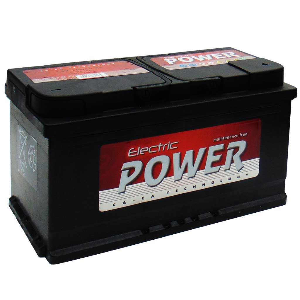 Electric Power akkumulátor, 12V 100Ah 800A J+ EU, gázrekombinációs, magas