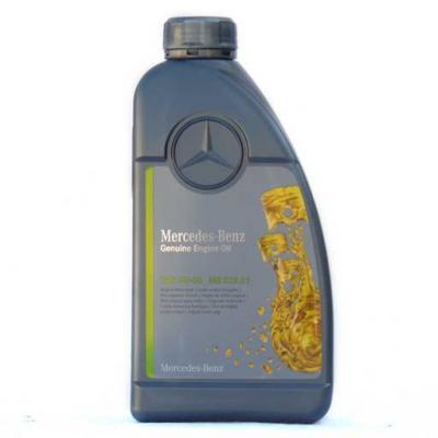 Mercedes-Benz Genuine Motor Oil SAE5W-30 MB229.51 1lit