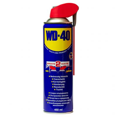 WD-40 Multispray, kenőspray, 450ml SmartStraw fejjel