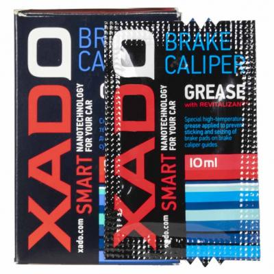 Xado 40119 Brake Caliper Grease féknyereg zsír, 10ml