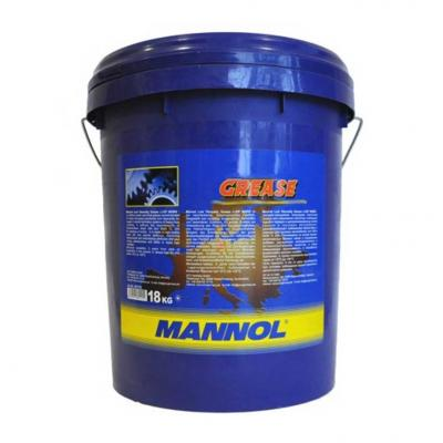 SCT- Mannol 9987 Li-EP-00/000 Low Viscosity Grease, 18kg
