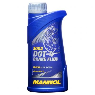 SCT-Mannol 8940 DOT-4  Brake Fluid fékfolyadék, 500ml