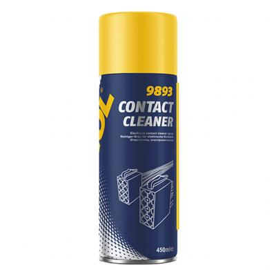 SCT-Mannol 9893 Contact Cleaner - Kontaktspray, 450ml