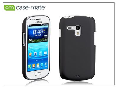 Samsung i8190 Galaxy S III Mini hátlap - Case-Mate Barely There - black