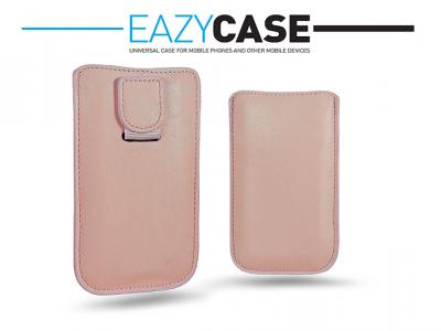 MAGNET SLIM univerzális tok - Apple iPhone 4/4S/Nokia C6-00/X6/Sams. S8500 Wave - pink