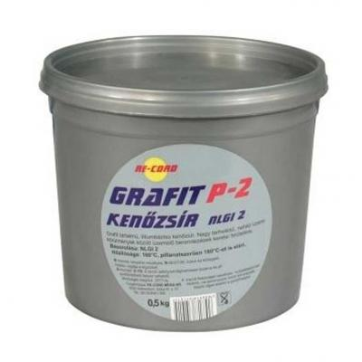 Re-Cord  Grafit P-2 kenőzsír, 500g