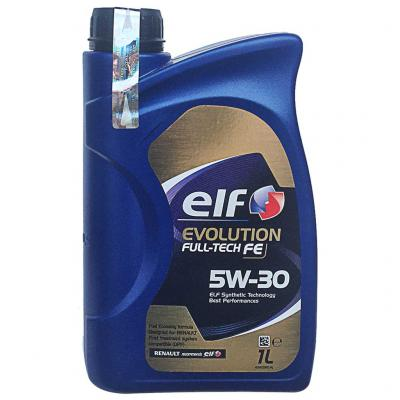 Elf Evolution Full-tech FE 5W-30 motorolaj, 1lit