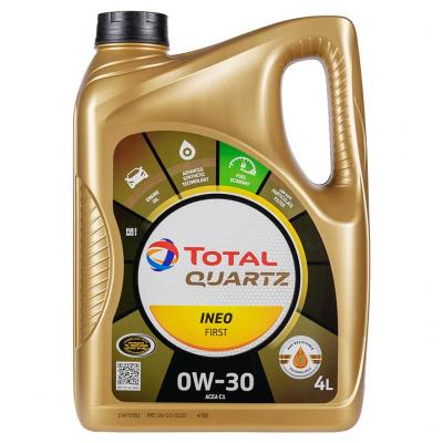 Total Quartz INEO First 0W-30 motorolaj, 4lit.