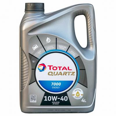 Total Quartz 7000 Energy 10W-40 motorolaj, 4lit