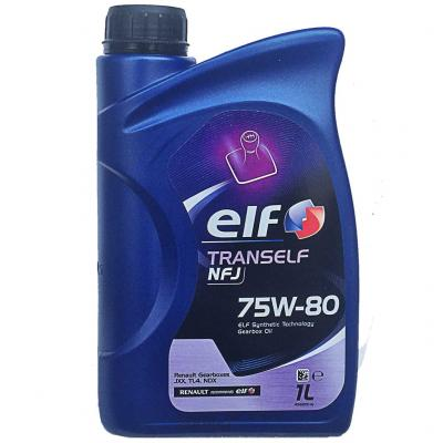 XY25-7580-00-001 Elf Tranself NFJ 75W-80 1lit