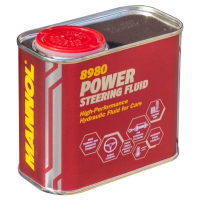 Mannol 8980 Power Steering Fluid for Mercedes -  kormányszervó-olaj, MB 236.3, 500ml