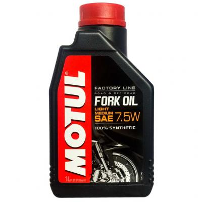 Motul Fork Oil Factory Line Light Medium 7.5W villaolaj, 1lit 105926