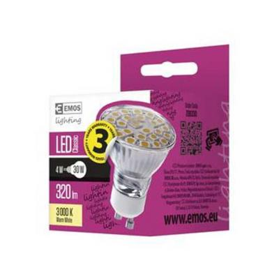 EMOS LED CLS MR16 4W GU10 WW